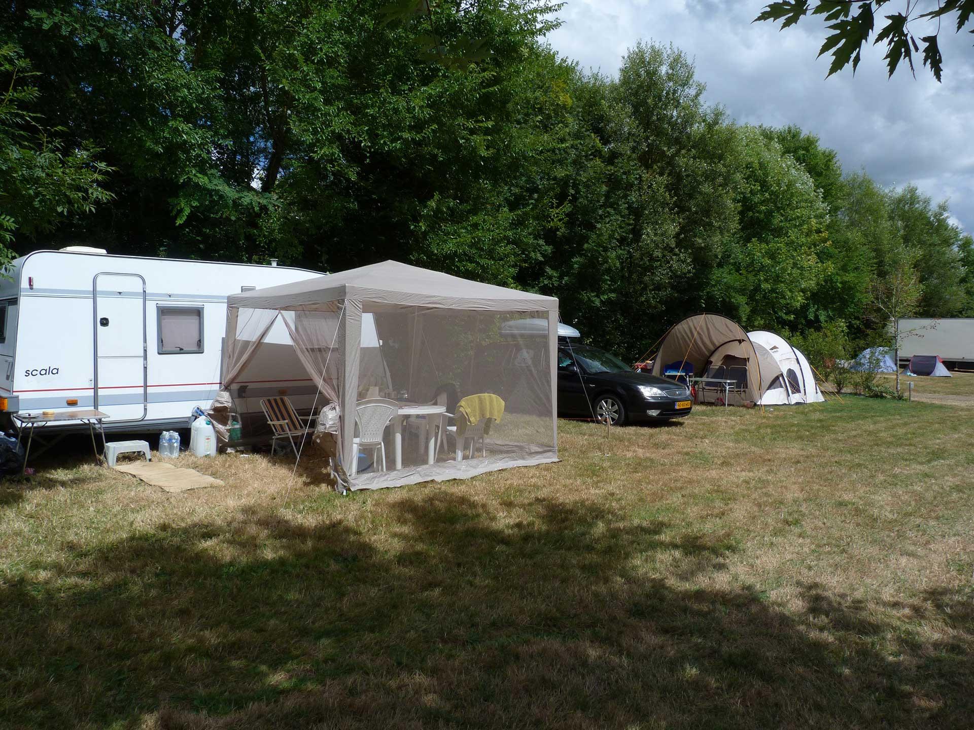 Camping le Trèfle à 4 Feuilles *** Commequiers