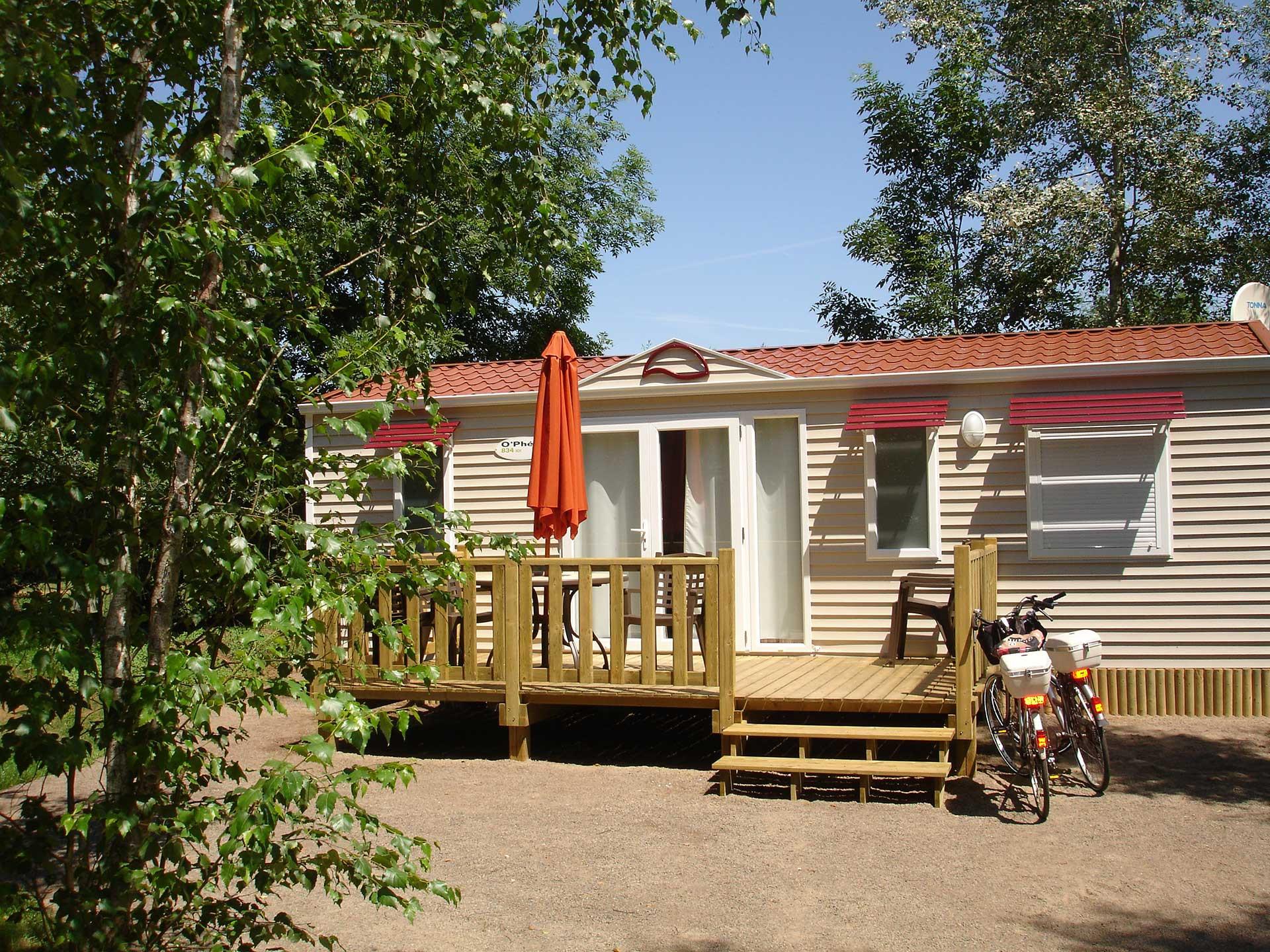 Camping la Grisse *** Le Givre