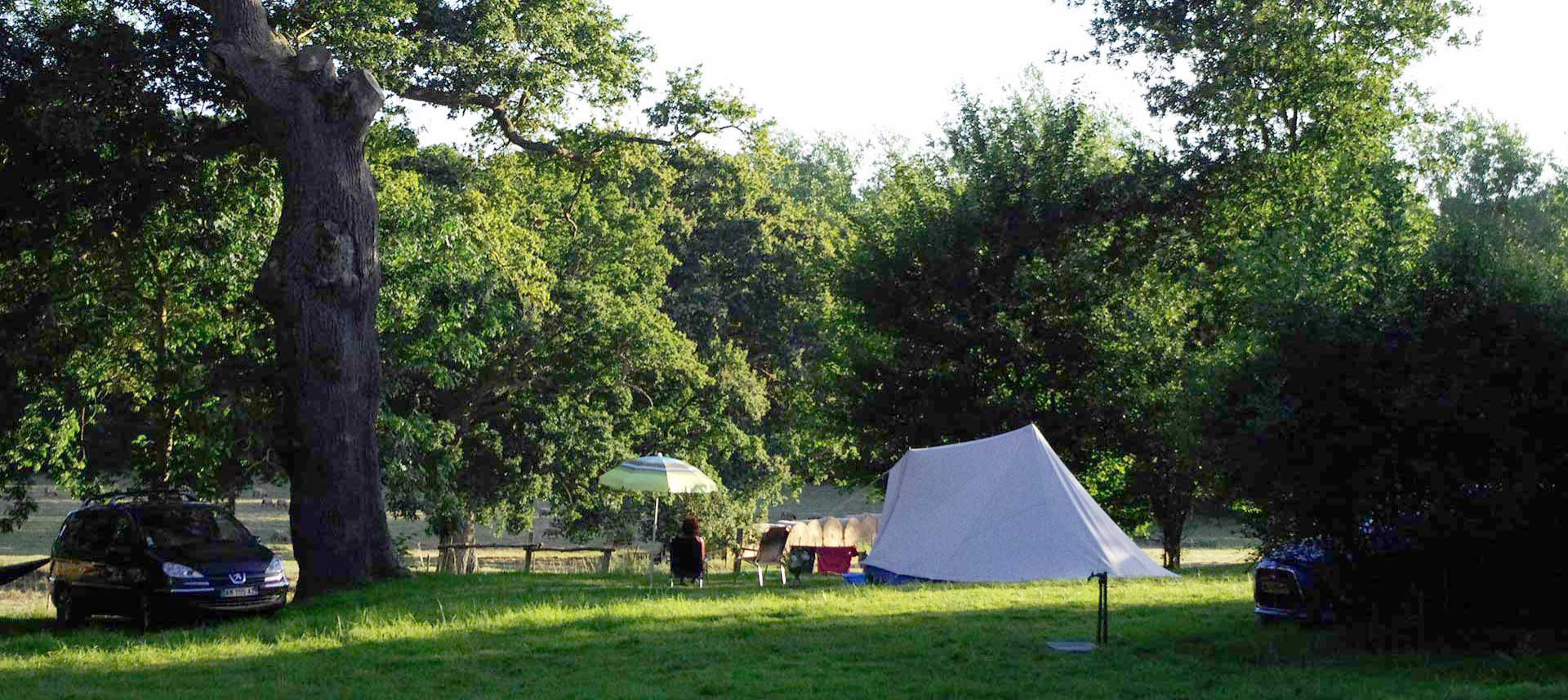 Camping à la ferme ** La Bergerie La Chapelle-Achard