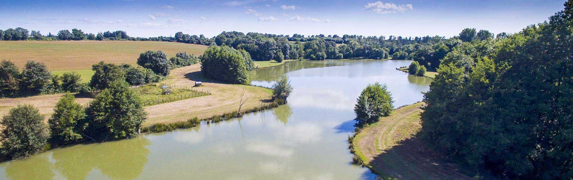 Village des Rulières - Camping *** Fontenay-le-Comte