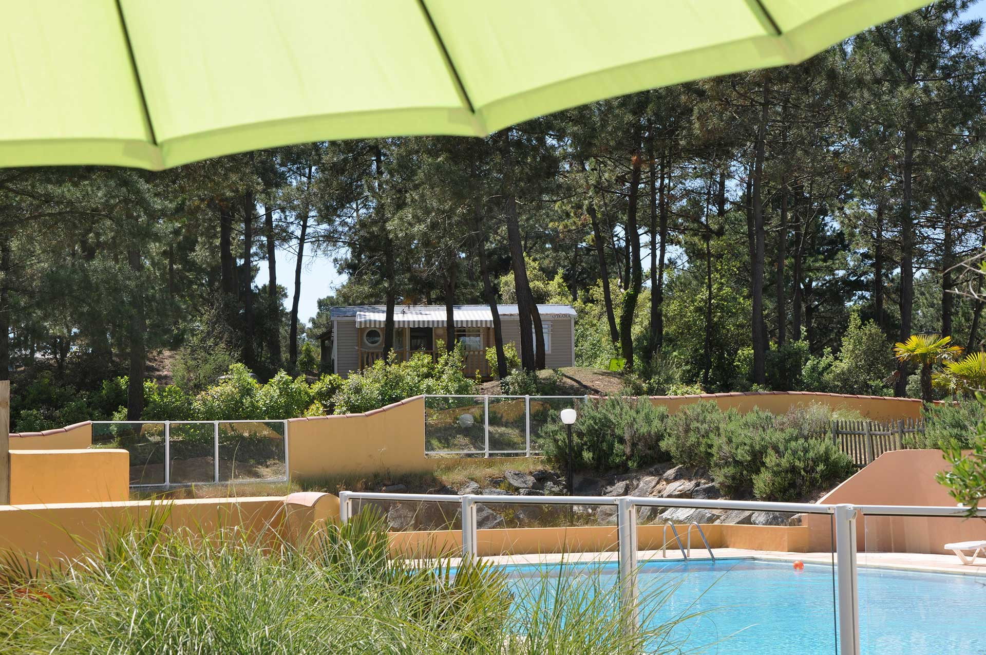 Camping le Domaine des Pins **** Saint-Hilaire-de-Riez