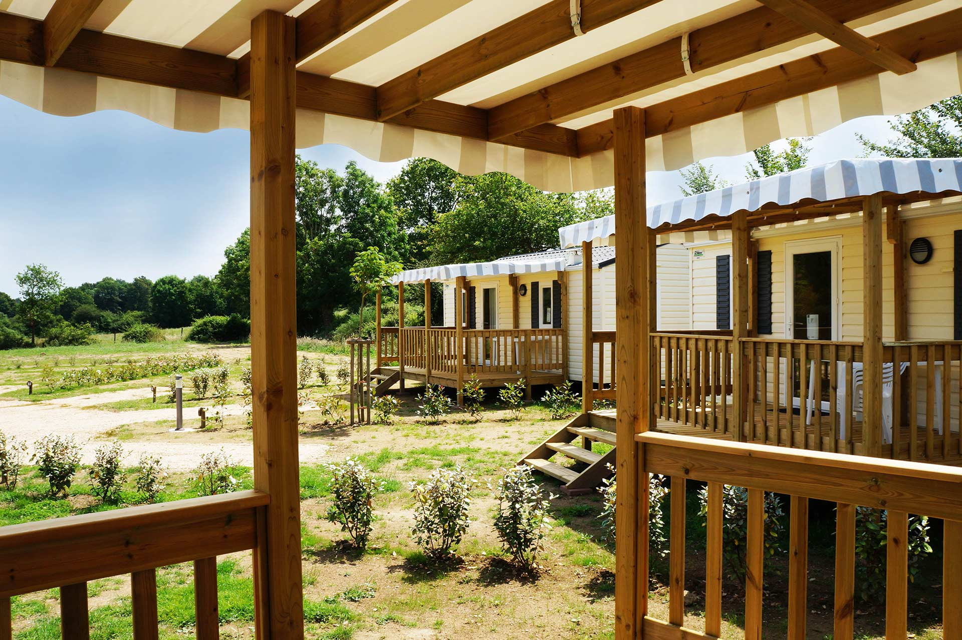 Camping le Moulin de Rambourg *** Nesmy