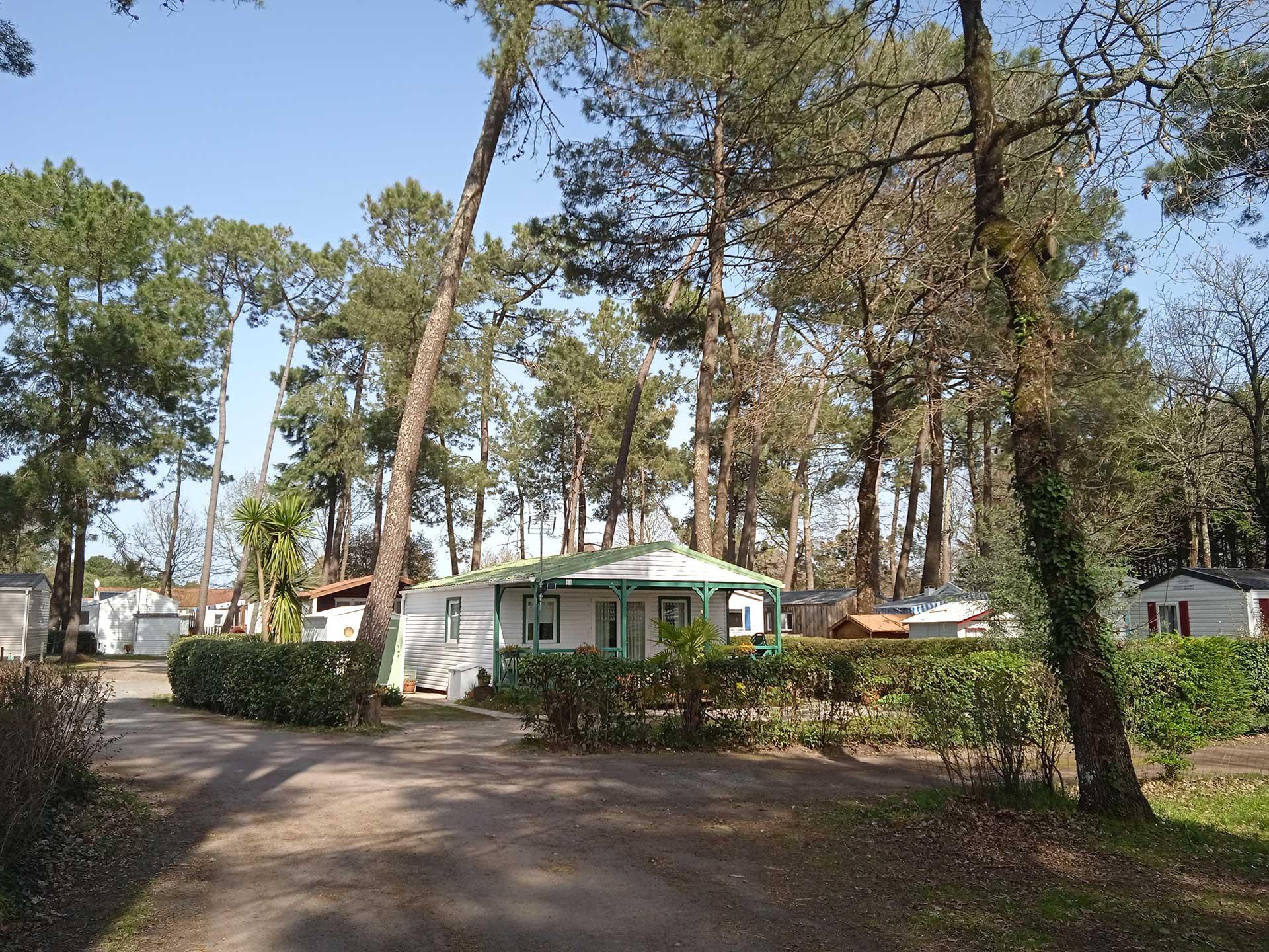 Camping Domaine de la Sapinière **** Saint-Hilaire-de-Riez