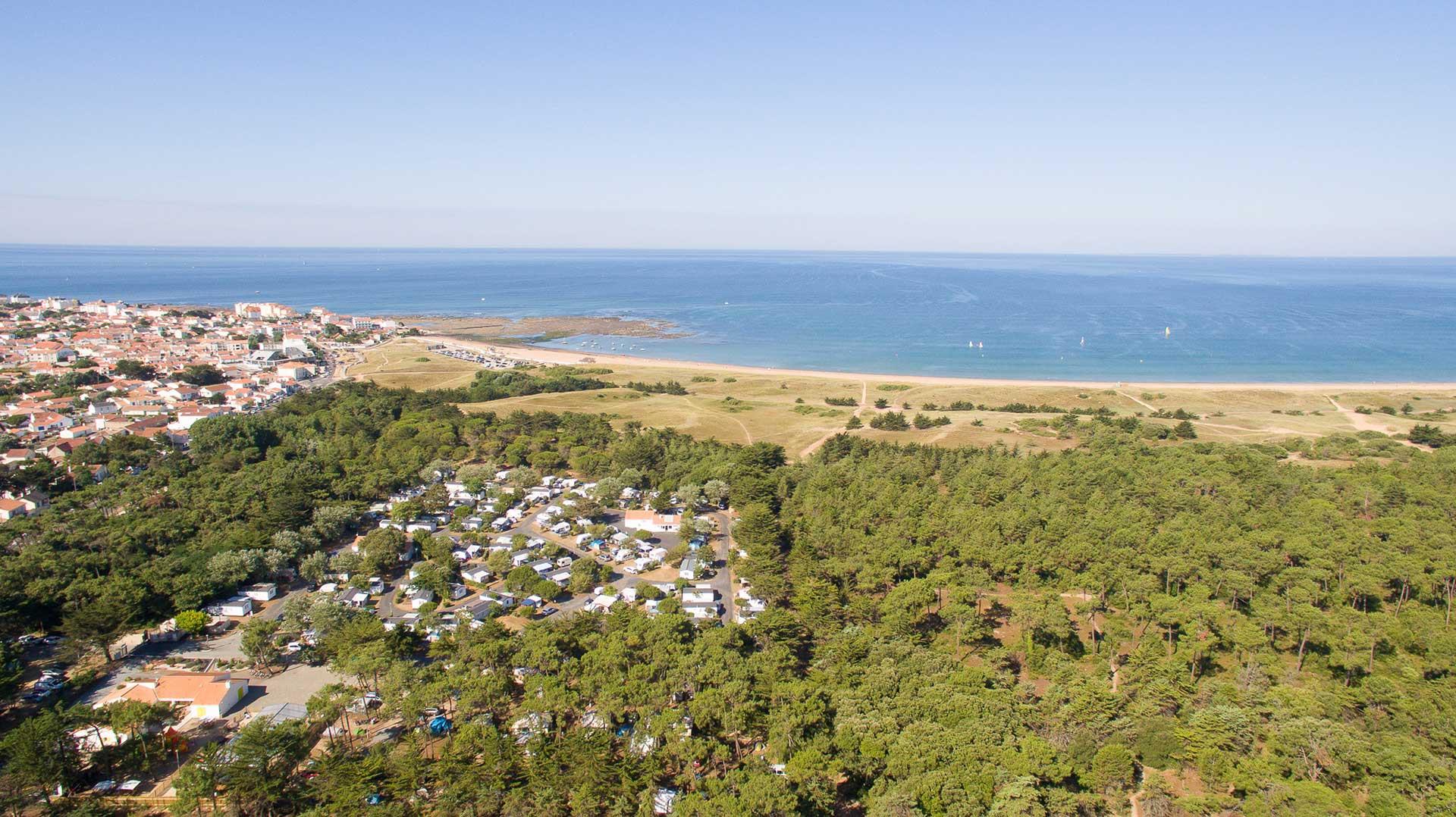 Camping de Sion *** Saint-Hilaire-de-Riez