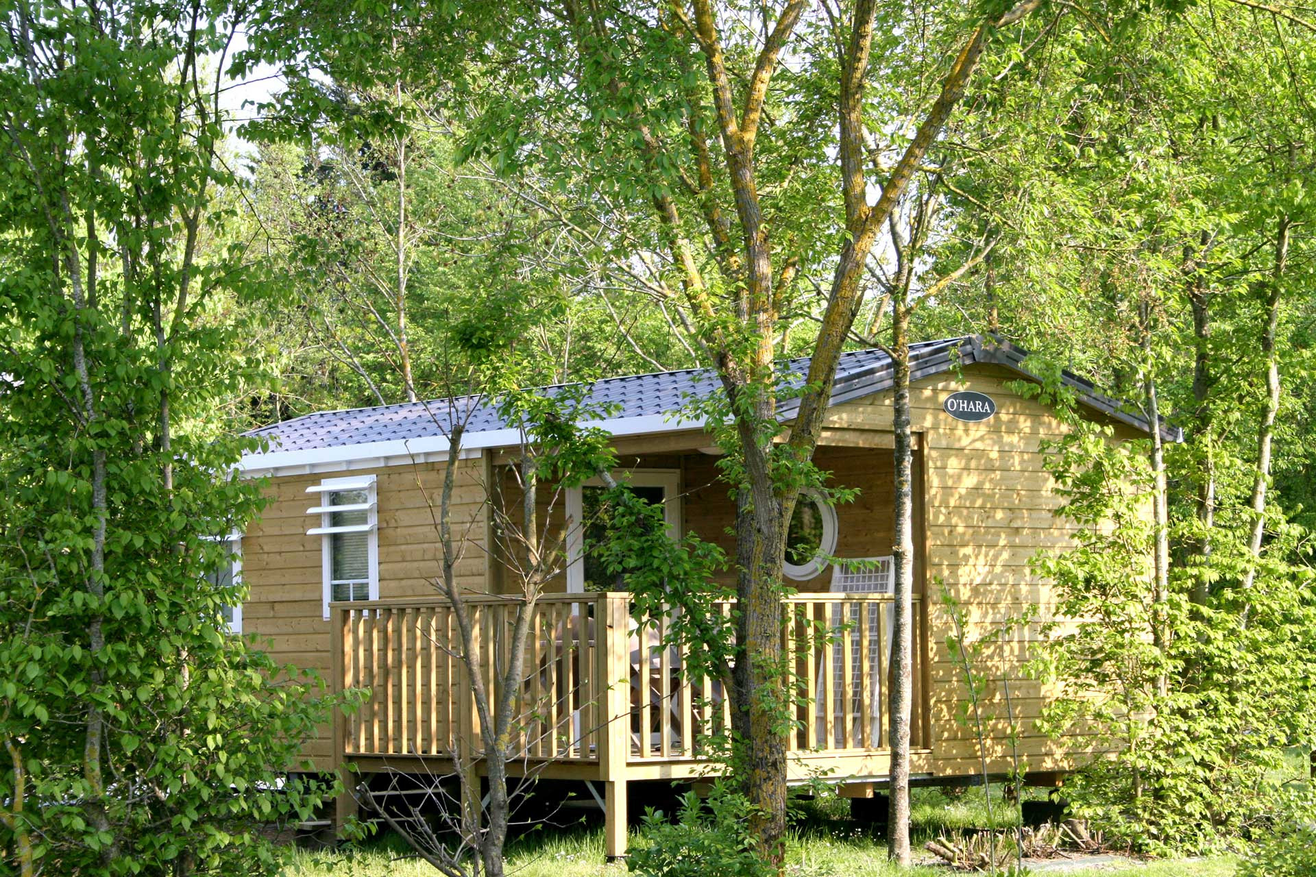 Camping l'île Cariot *** Chaillé-les-Marais