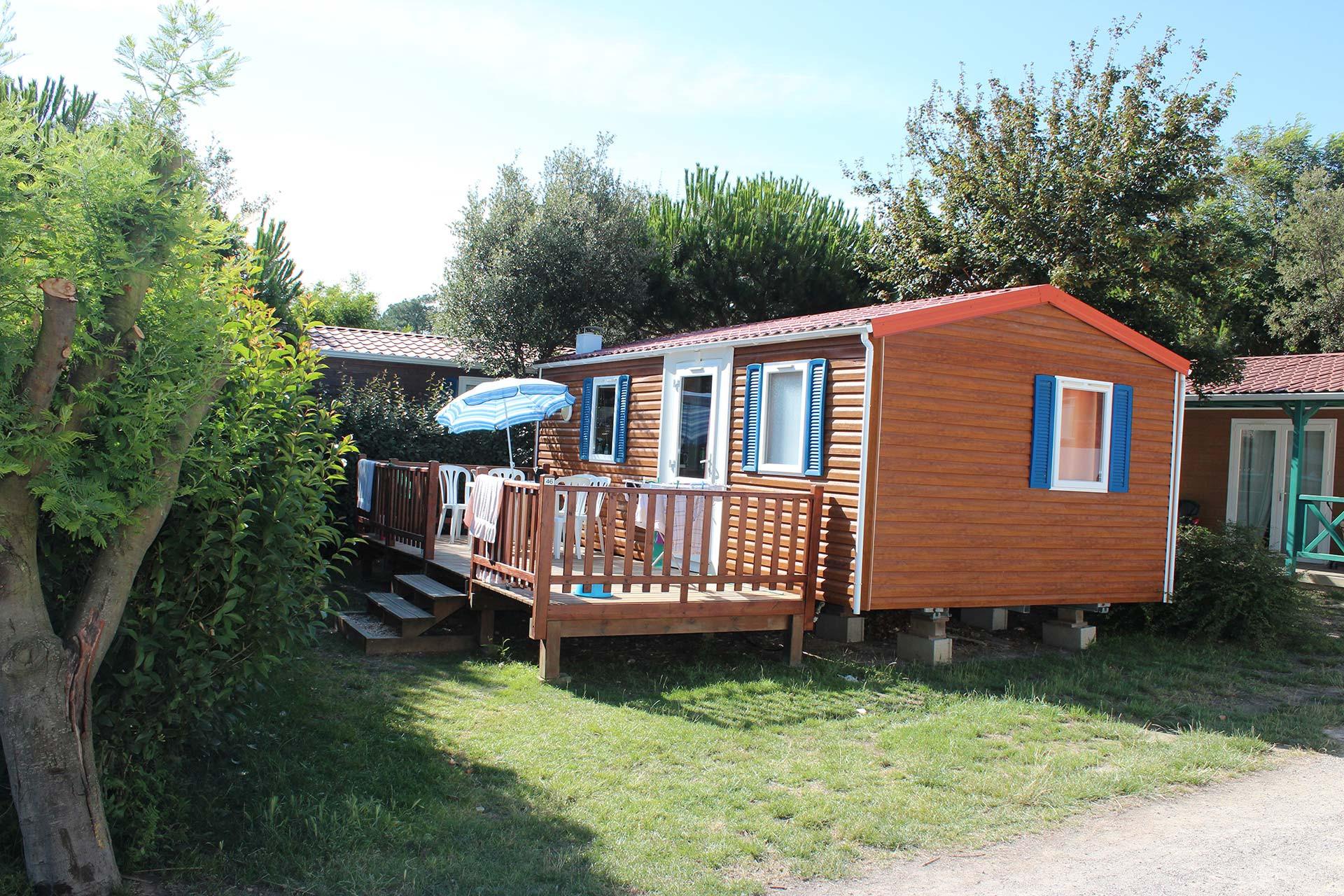 Camping le Bosquet ** Jard-sur-Mer