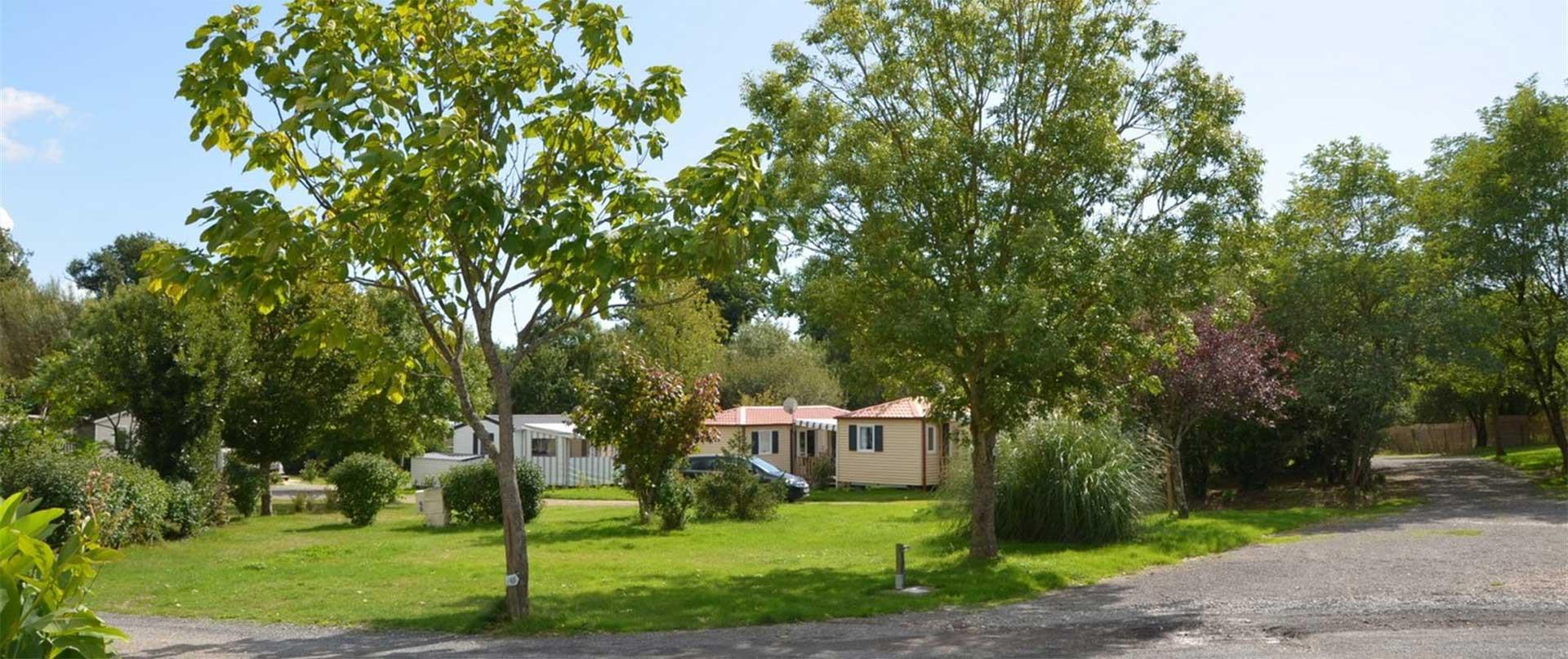 Camping le Village de Florine *** Saint-Gilles-Croix-de-Vie