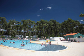 Camping la Plage de Riez *** Saint-Hilaire-de-Riez