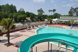 Camping le California **** Saint-Jean-de-Monts