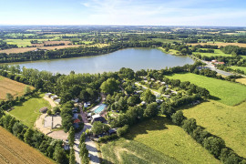 Camping du lac de la Chausselière *** La Guyonnière