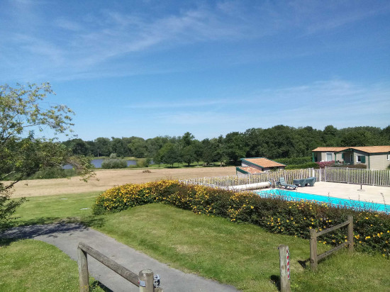 Camping Village les Ouches du Jaunay *** Martinet