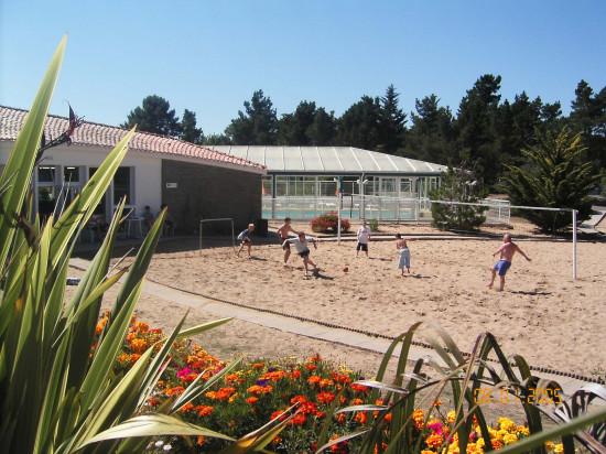 Camping Le Hameau de l'Océan **** Saint-Hilaire-de-Riez
